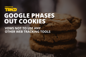 Google phases out cookies