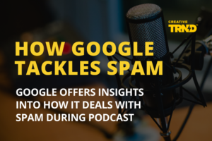 How Google Tackles Spam
